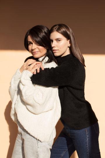 Like mother like daughter: makeup queens Ольга и Марина Самойловы